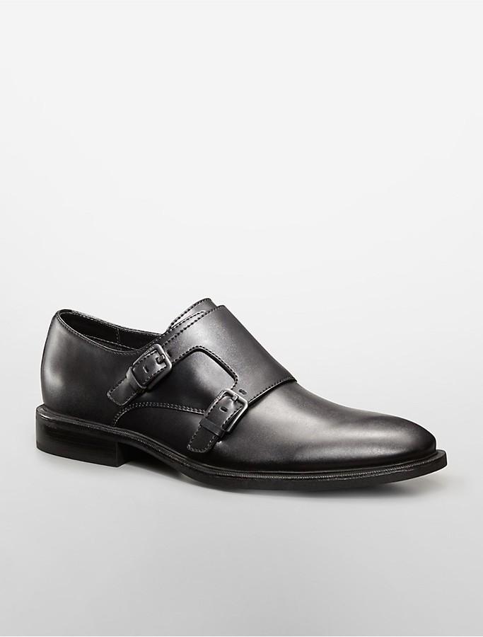 dbc6bbb1300 Calvin Zapatos Para Hombre Klein Negros 5TYqYwZp