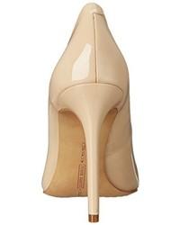 Zapatos de tacón de cuero blancos de Vince Camuto