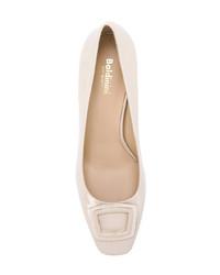 0de7314f Zapatos de tacón de cuero en beige de Baldinini, MEX$5,294 ...
