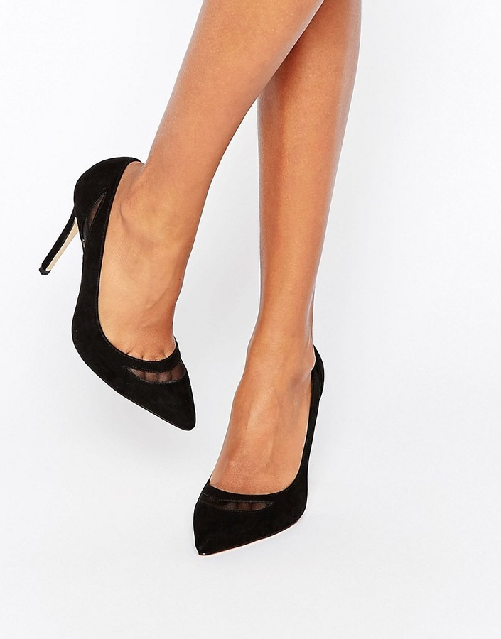 Zapatos negros Miss KG para mujer CMt6a