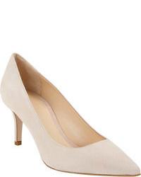 Zapatos de tacón en beige