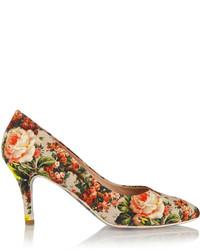 Zapatos de tacón en multicolor