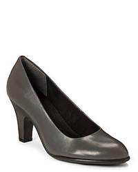 Zapatos de tacon grises original 1633767
