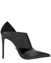 Zapatos de tacón negros de Balmain
