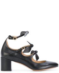 Zapatos de tacón negros de Chloé