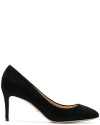 Zapatos de tacón negros de Gucci
