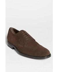Zapatos de vestir de ante original 11345385