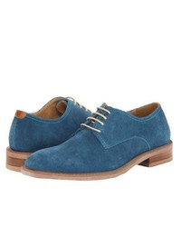 Zapatos derby azules original 2409459