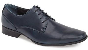 Zapatos azul marino Calvin Klein para hombre 5KafFx9G