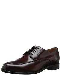 Zapatos derby de cuero burdeos de Cole Haan