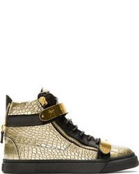 100% de garantía de satisfacción paquete de moda y atractivo distribuidor mayorista Cómo combinar unos zapatos dorados (111 looks de moda ...
