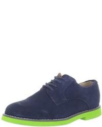 Zapatos oxford azul marino de Florsheim Kids