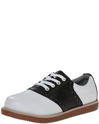 Zapatos oxford blancos de Classroom School Uniform Shoes