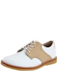 Zapatos oxford blancos de Elephantito