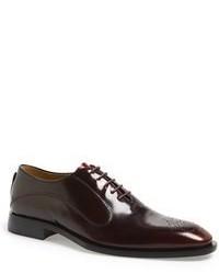 Zapatos oxford burdeos original 3306885