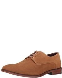 Zapatos oxford de ante marrónes de Ted Baker