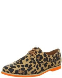 Zapatos oxford de ante original 8534833