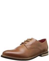 Zapatos oxford de cuero marrónes de SoftWalk