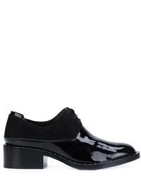 Zapatos oxford de cuero negros de 3.1 Phillip Lim