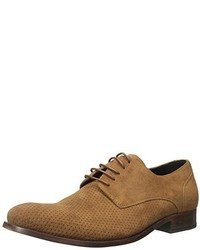 Zapatos Oxford de Cuero Tabaco de Kenneth Cole New York