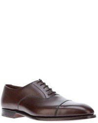 Zapatos oxford marrones original 3307803