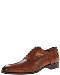 Zapatos oxford marrónes de Mezlan