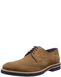 Zapatos oxford marrónes de Ted Baker